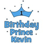 1st Birthday Prince Kevin!