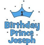 1st Birthday Prince JOSEPH!