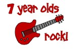 7 year olds Rock!