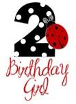 Birthday Girl - LADYBUG 2