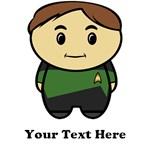 Customize Your Star Trek Character
