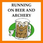 funny archery gifts and t-shirts.