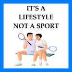 funny table tennis on gifts and t-shirts.