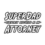 SuperDad cleverly disguised as a...