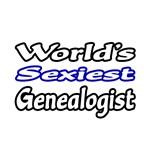 World's Sexiest Genealogist