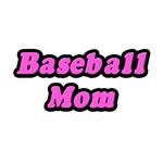 Baseball Mom (Pink)