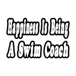 Happiness Is Being A Swim Coach