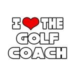 I Love The Golf Coach