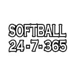 Softball 24-7-365