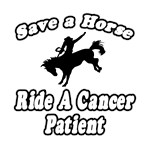 Save a Horse, Ride A Cancer Patient