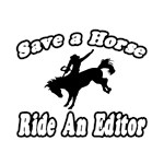 Save Horse, Ride Editor