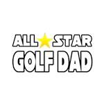 All Star Golf Dad