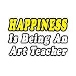 Happiness...Art Teacher