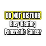 Busy Beating Pancreatic Cancer