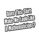 Look Like a Mathematician?