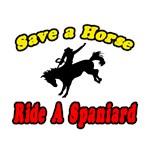 Save Horse, Ride Spaniard