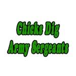 Chicks Dig Army Sergeants