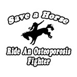 Save Horse, Ride Osteoporosis Fighter
