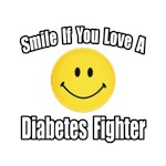Love a Diabetes Fighter
