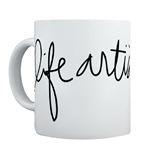Life Artist Mugs