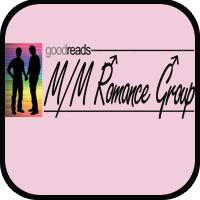 NEW M/M Romance Group LOGO + Rainbows