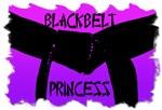 Martial Arts Psychedelic Black Belt