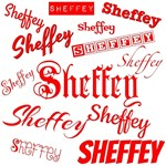 Red Sheffey Fonts -9564