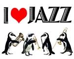 Jazz Penguins!