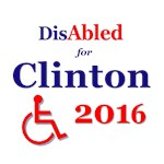 DisAbled for Clinton