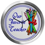 32. Our Favorite Teacher