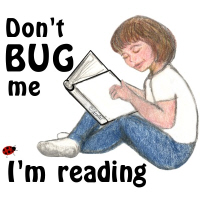 11. Don't bug me ... I'm READING