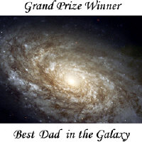 Best Dad in the Galaxy Space & Astronomy Gift Shop