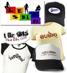 Lesbian t-shirts & products