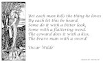 LITERARY - OSCAR WILDE 2
