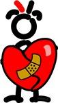 Big Plastered Heart