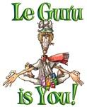 Le Guru is You!