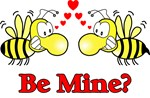 Be Mine Bee Design