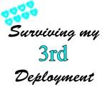 USMC Wife Surviving 3rd Deployment design