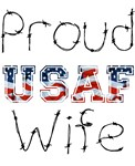 Proud USAF Wife Design