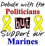 Debate Politicians Support Marines ver2