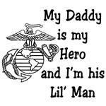 USMC Daddy's Little Man