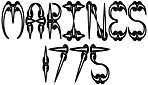 Marines 1775