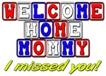 Welcome Home Mommy (blocks)