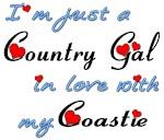 Coast Guard Country Gal