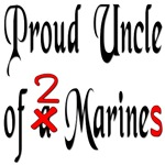 Proud Uncle of 2 Marines