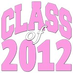 Class of 2012 (pink ver2)