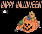 Cute Pumpkin Happy Halloween