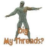 Halloween Mummy Dig My Threads?