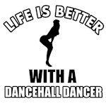 Life is better with a dancer