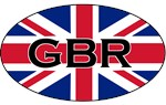 Great Britain Stickers